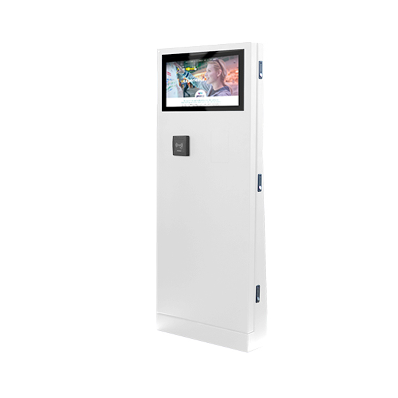 "Outdoor Kiosk Extreme 22"" L Intercom"