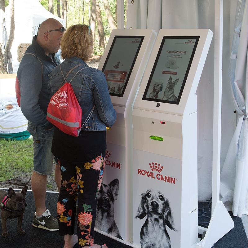 Prestop scan & win zuilen Royal Canin