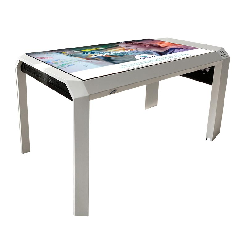 Object Recognition Touch Table 55""