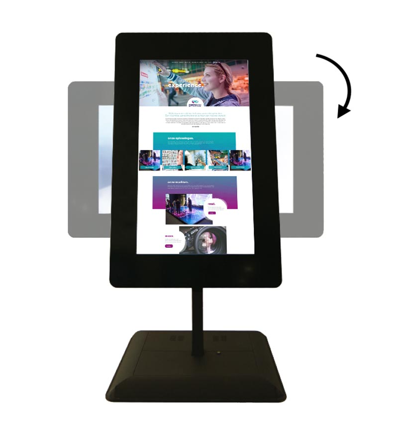 Totem Giant Tablet Eminent 55""