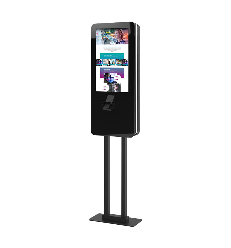 "Kiosk Evolution 27"" P DUO PAY"