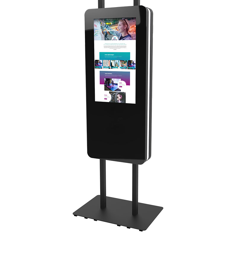 "Kiosk Evolution 32"" P DUO NT"