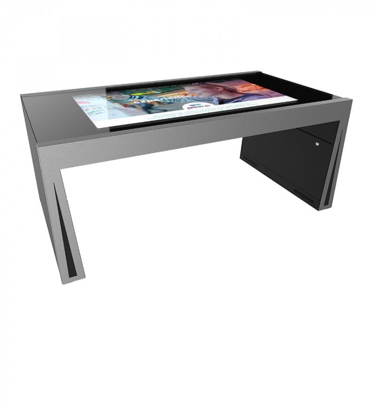 "Lobby Touch Table Eminent 55"" XL"